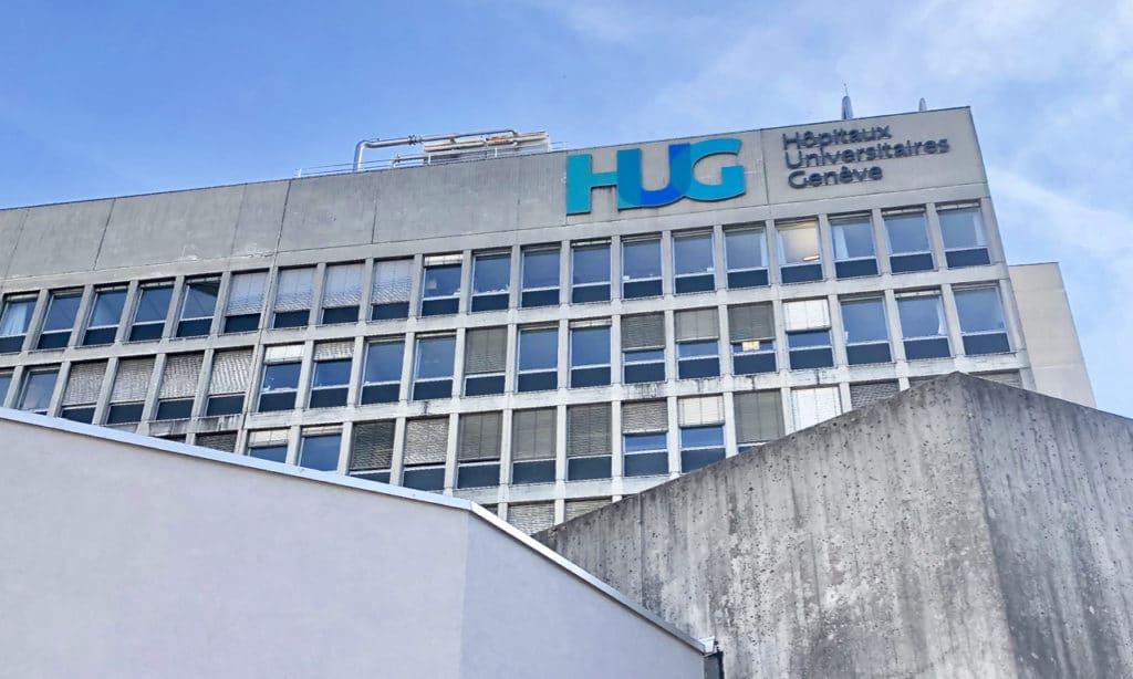 Faça des Hopitaux Universitaires de Genève (HUG)